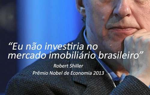 Eu não investiria em imóveis no Brasil