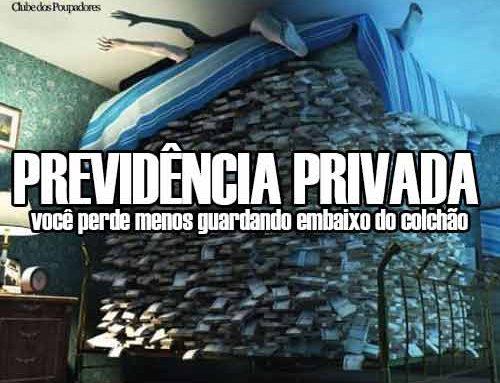 Desvantagens da previdência privada