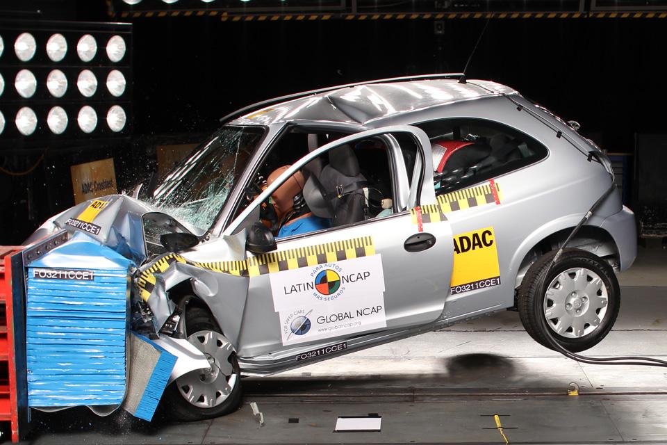 Lista de Carros Mais Seguros do Brasil