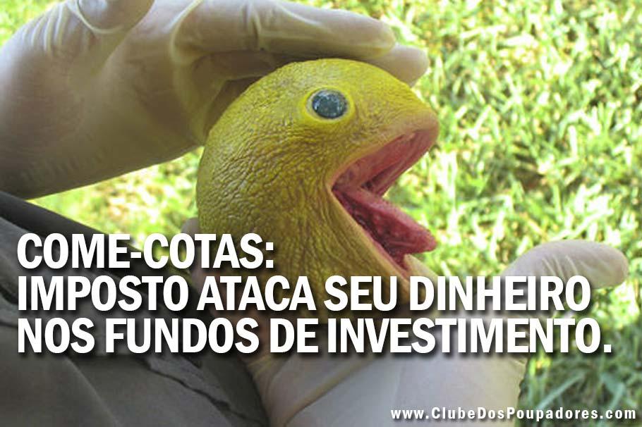 O que é o Come-Cotas dos Fundos de Investimento