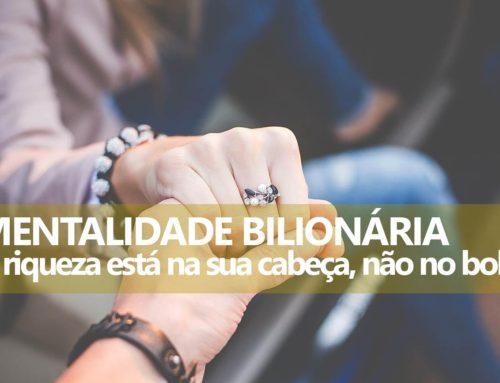 Mente dos Bilionários e Abundância Financeira