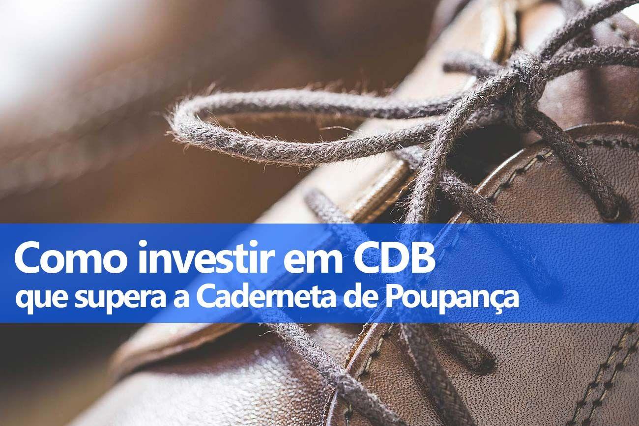 Como Investir em CDB