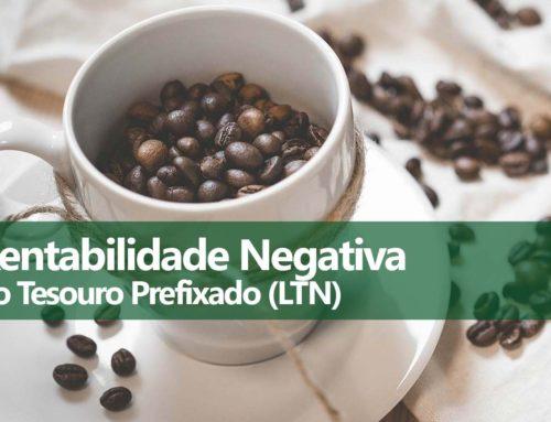 Rentabilidade Negativa no Tesouro Prefixado LTN