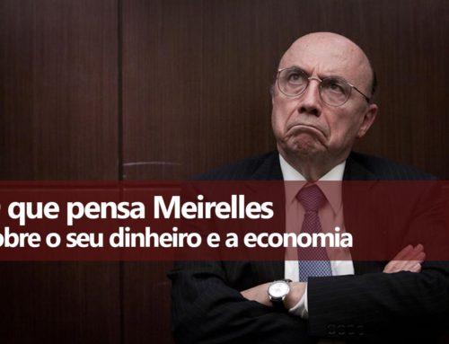 Henrique Meirelles novo ministro da Fazenda